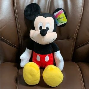 Disney Mickey Mouse Plush, Ages 2+